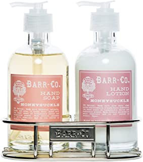 product image for Barr Co Honeysuckle Hand & Body Duo with Caddy