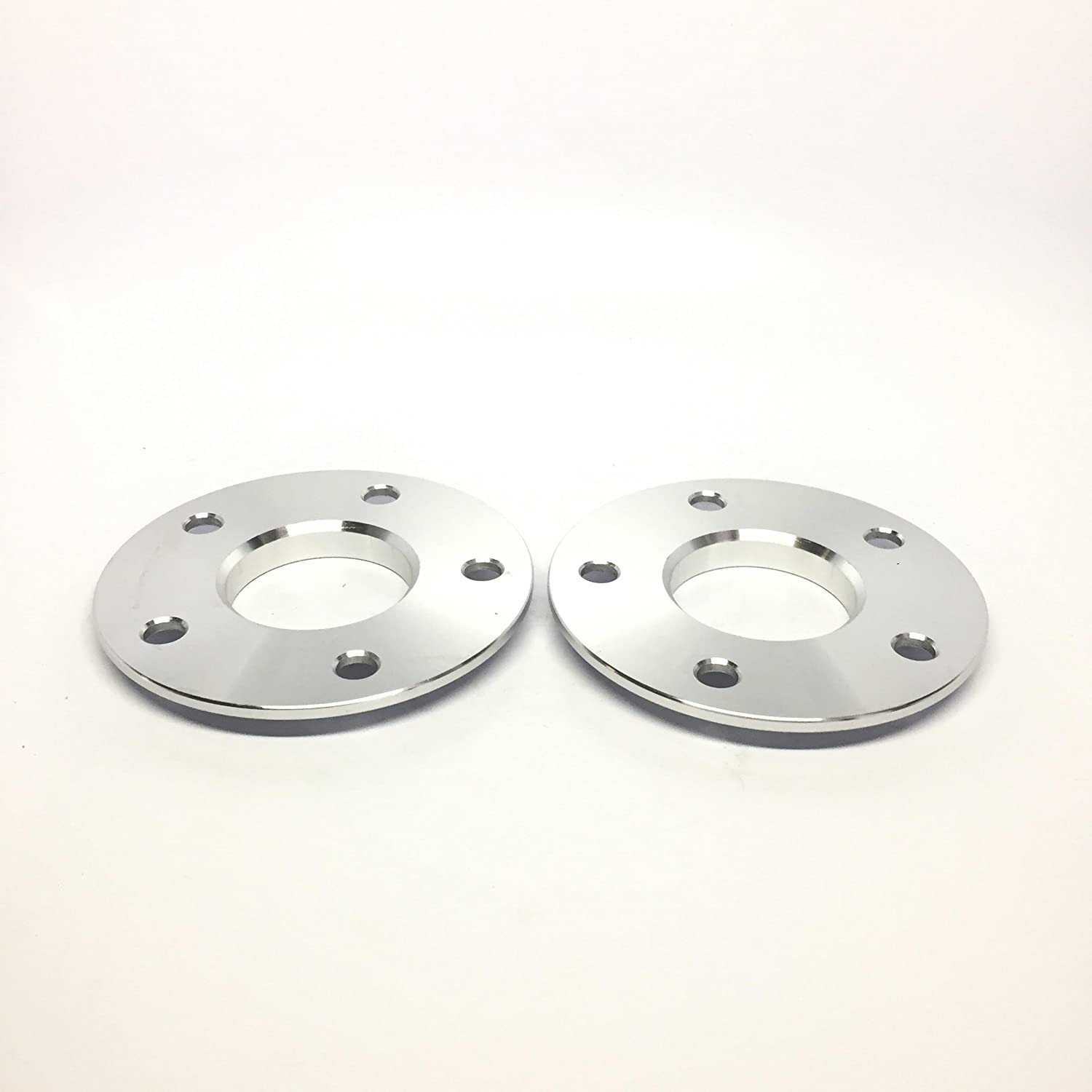 Customadeonly 2 Pieces 3//16 5mm Hub Centric Wheel Spacers Fits Wheels with 73.1mm Bore Only 5x114.3 5x4.5 Center Bore 67.1 to 73.1mm Change Center BORE