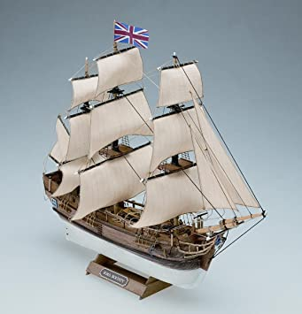 Mamoli MM 1 - Maqueta de barco HMS Bounty (escala 1:135) [Importado de Alemania]