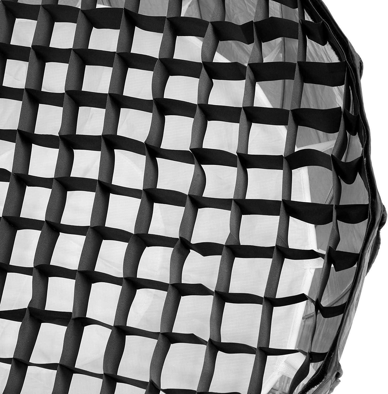 Selens Honeycomb Grid for Selens 28 inch 16-Rib Deep Parabola Quick Folding Softbox