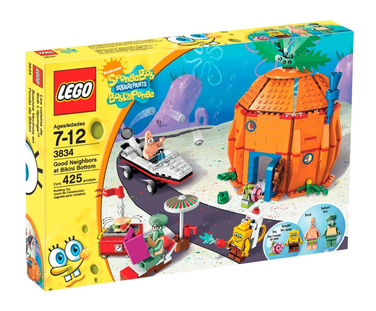 Top 9 Best LEGO Spongebob SquarePants Sets Reviews in 2019 4
