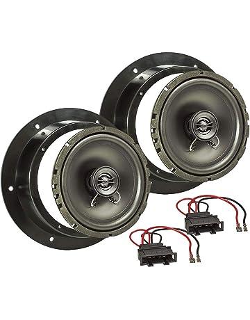 tomzz Audio 4057 – 004 altavoz Set de instalación para Volkswagen Golf V, Polo 6R