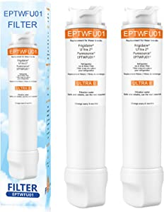 Ultra II Water Filter, Compatible with Puresource Ultra II, Frigidaire Water Filter (2 Pack)