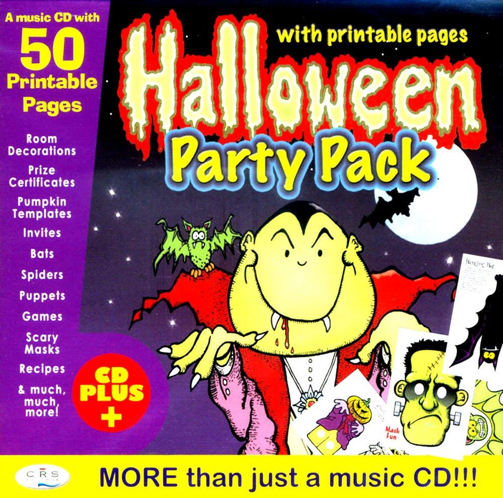 Halloween Party Pack: Amazon.es: CRS Players: Libros en idiomas extranjeros