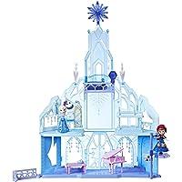 Frozen Playset Castillo Bajo Las Estrellas
