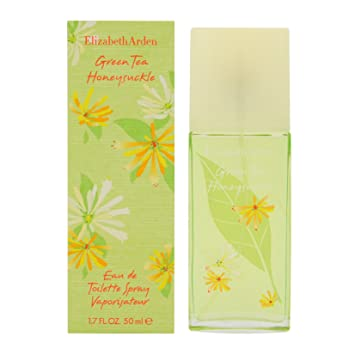 bbd701b8ae61 Elizabeth Arden Green Tea Honeysuckle Eau De Toilette 50 ml: Amazon ...