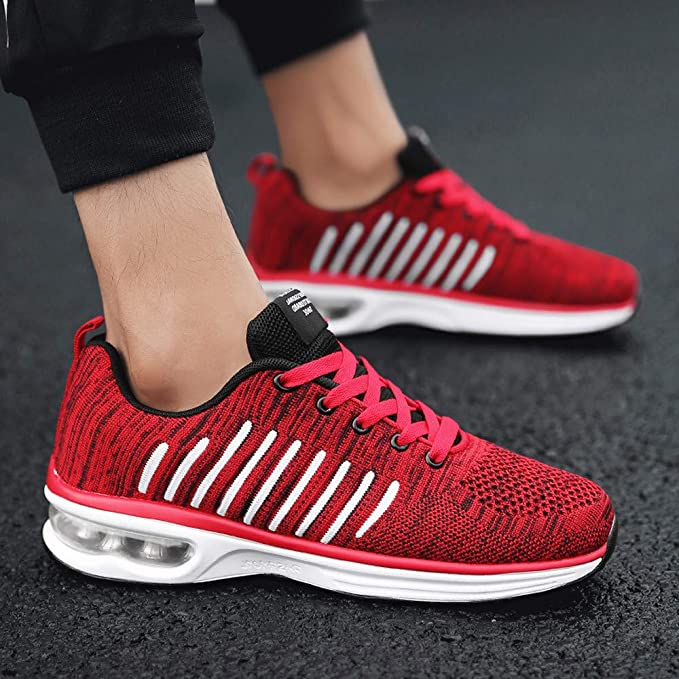 Amazon.com: Clearance for Shoes,AIMTOPPY Mens Casual Shoes Air Cushion Sport Mesh Lace-up Non-Slip Sneakers: Computers & Accessories