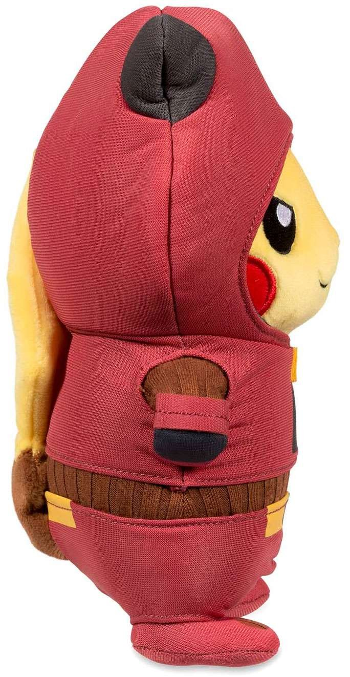 Pokemon POK/É Plush Standard Costume Pikachu//Team Magma Pokemon Center