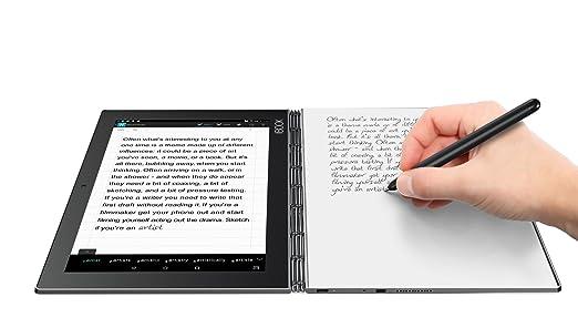 """5 opinioni per Lenovo 0190151292901 Yoga Tablet con Display da 10.1"""", Processore Intel Atom da"""