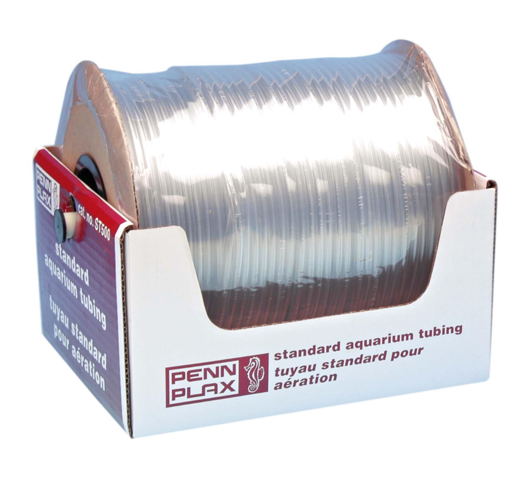 Penn Plax Standard Airline Tubing Air Pump Accessories 500-Feet Roll