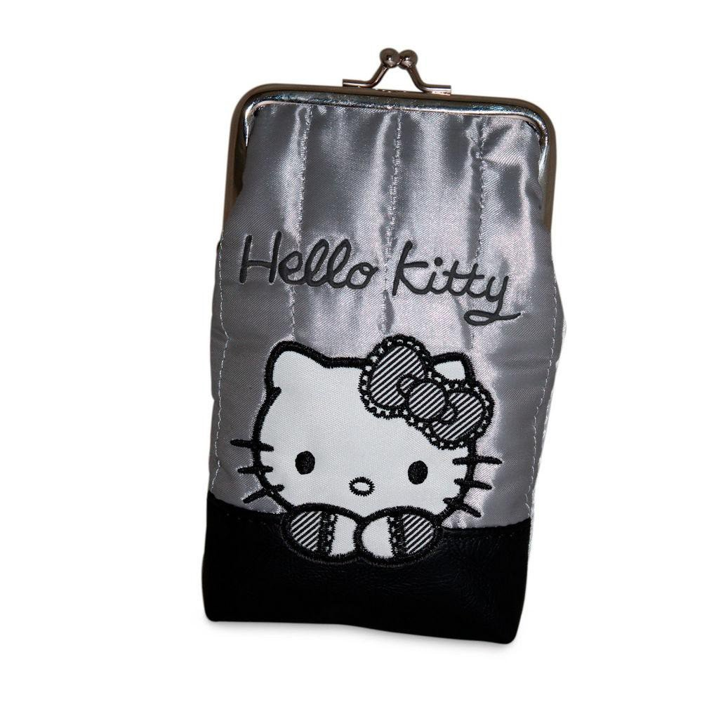 Monedero alargado boquilla Platinum Hello Kitty: Amazon.es ...