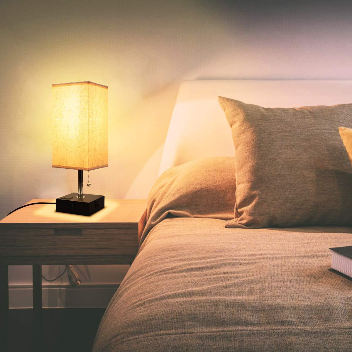 Pack of 4 Vanity Light Bulbs Non-Dimmable Medium E26 Base Make Up LED Light Bulbs for Bedroom Washroom Mirror 2700K Warm White Seealle G25 50W LED Globe G25 E26 Bulb Equivalent