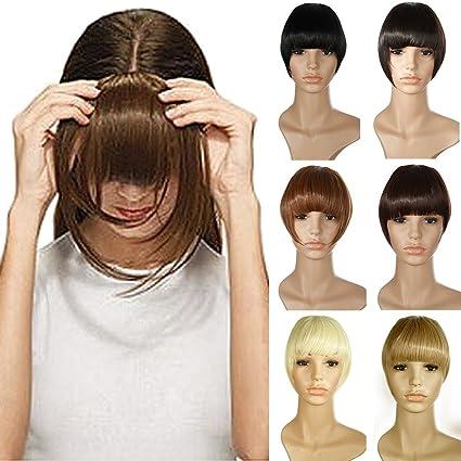 Extension su capelli corti immagini