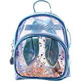 Mini Shine Children Backpack Change Color PVC Backpack for Child Teenagers Shiny Pink Shoulder Bags