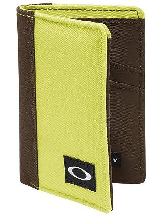 Oakley - Cartera para hombre - Verde - talla única: Amazon.es: Ropa y accesorios
