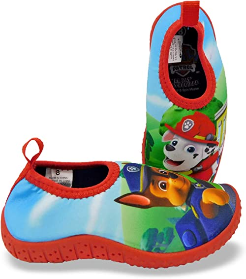 PAW Patrol Water Shoes for Toddler Boys