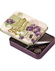 Chocolate Amatller Flors - Bombones de chocolate 50% cacao al Marc de Cava en caja