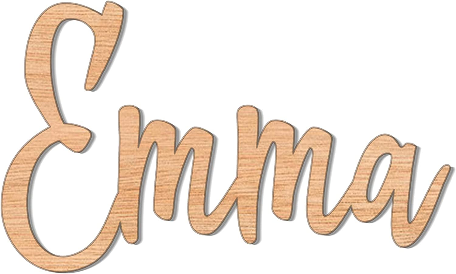 Wood Name Sign 8-60 inch, Custom Name Sign, Wedding Sign, Custom Last Name Sign, Baby Name Sign, Name Sign for Boy or Girl, Photo Zone Sign