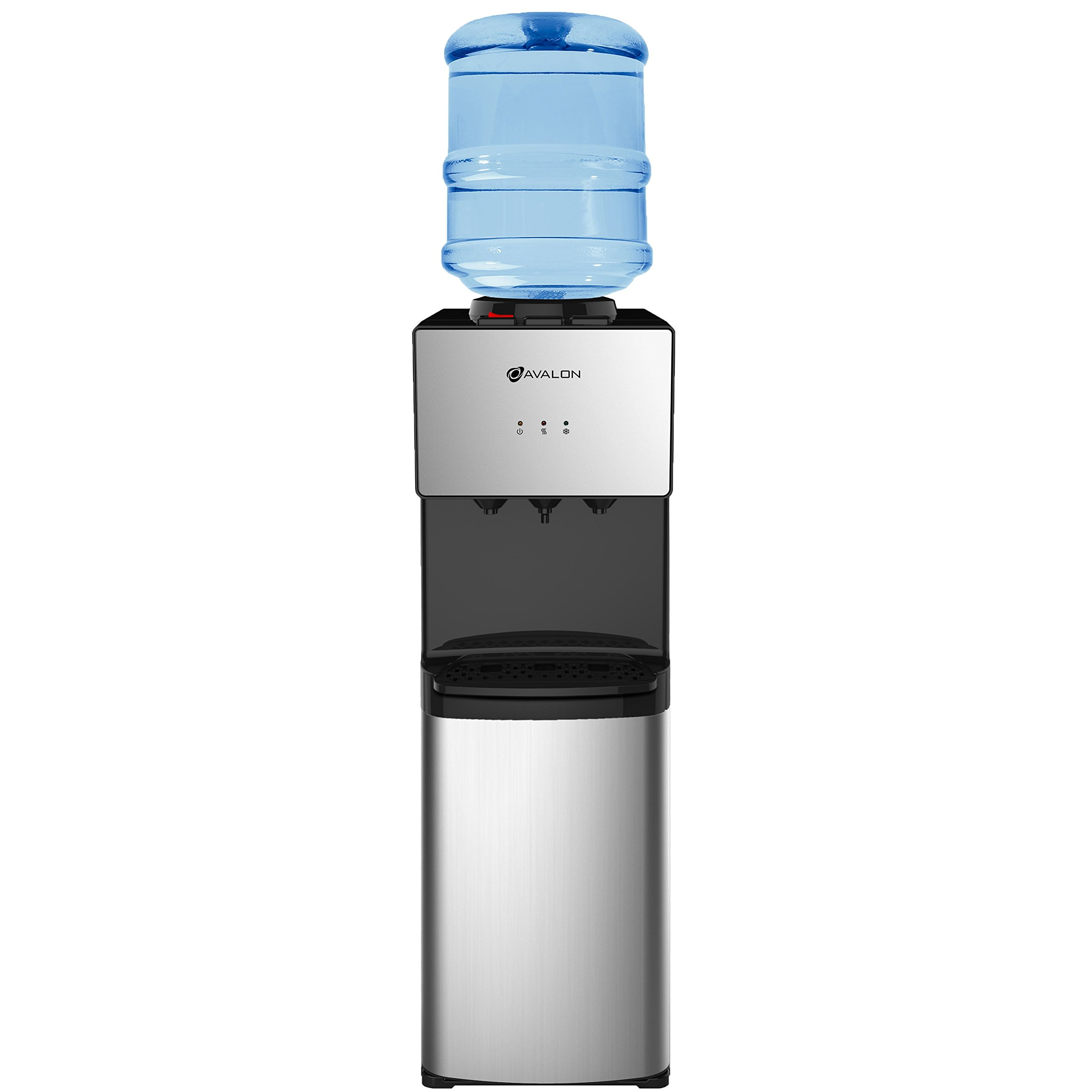 Avalon Top Loading Water Cooler Dispenser - 3 Temperature, Stainless Steel by Avalon (Image #2)