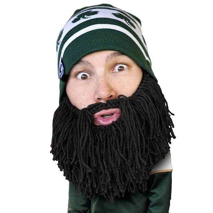 1280a06c0 Beard Head - The Original Shamrock Knit Beard Hat