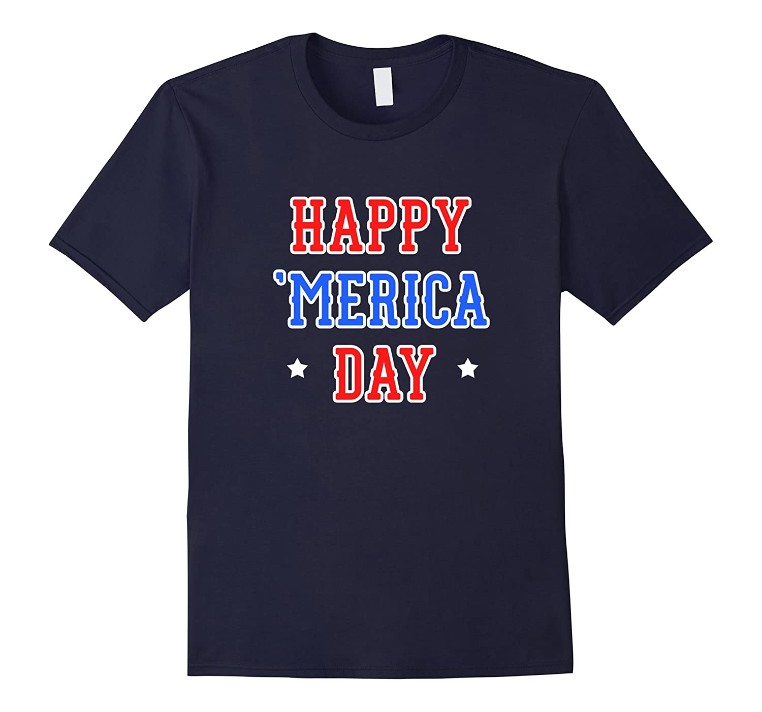 4th of July Clothing for Men Women Funny Merica T-Shirt-PL