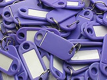 500 unidades Llavero/Etiquetas para escribir directamente ...