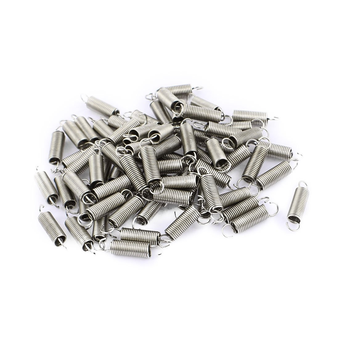uxcell 70 Pcs Metal Internal Pipe Bending Spring 0.4mm x 3mm x 12mm