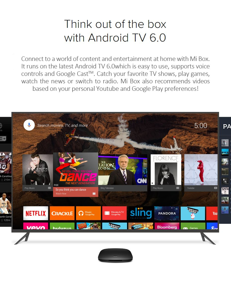 google box tv show