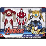 Avengers - Titan Hero Super Armatura di Iron Man