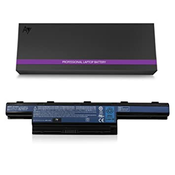 Acer AS10D31 9C Batería [11.1V / 6600mAh], AYIPE de Alto Rendimiento de