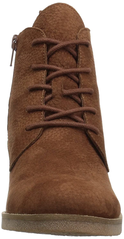 Lucky Brand Women's Women's Brand Tamela Ankle Boot B06XCX6VSZ 11 Medium US|Toffee 68134d