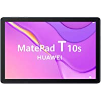 "HUAWEI MatePad T10s - Tablet de 10.1"" con pantalla FullHD (WiFi, RAM de 3GB, ROM de 64GB, procesador Kirin 710A…"