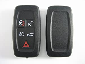 Genuine Land Rover Smart Key Remote Fob Cover LR052905 for Range Rover Full Size and Range Rover Sport