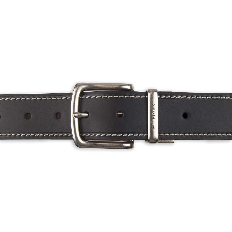 Tommy Hilfiger - Cinturón reversible para hombre 84699 regalos de ... e4967abb521c