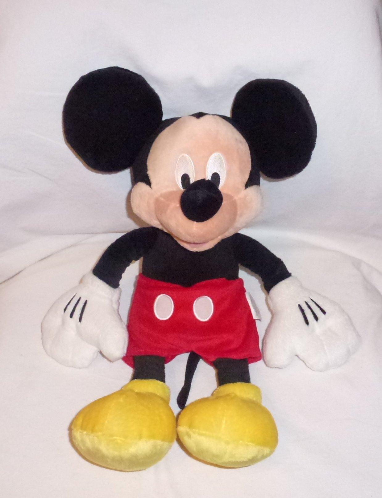 Large Mickey Mouse Plush (Walt Disney World Exclusive)