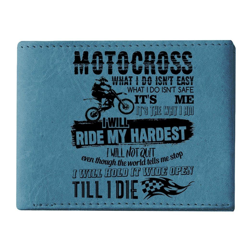 TEXASSTORE ACCESSORY メンズ B07CXLGJRK One Size|Men's Wallets - Light Blue Men's Wallets - Light Blue One Size