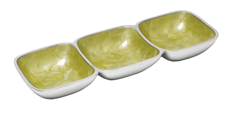 Color Artisan dOrient 12 Segmented Tray Rasberry