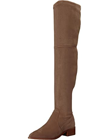b586a04a4 Steve Madden Women's Jestik Over The Over The Knee Boot