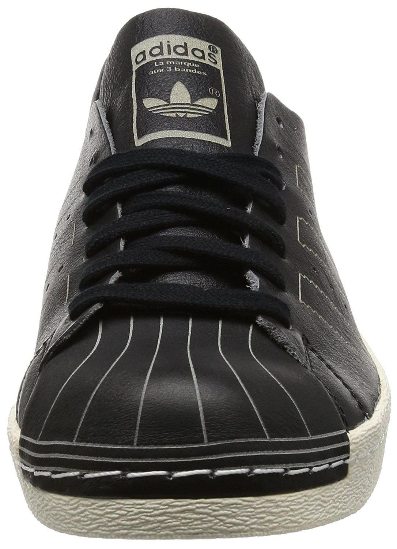 huge selection of fca94 950a7 Zapatillas de deporte casual de la superestrella de los hombres de adidas  Originals Decon Black