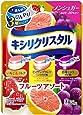 モンデリーズ・ジャパン キシリクリスタルフルーツアソート 74g×6袋