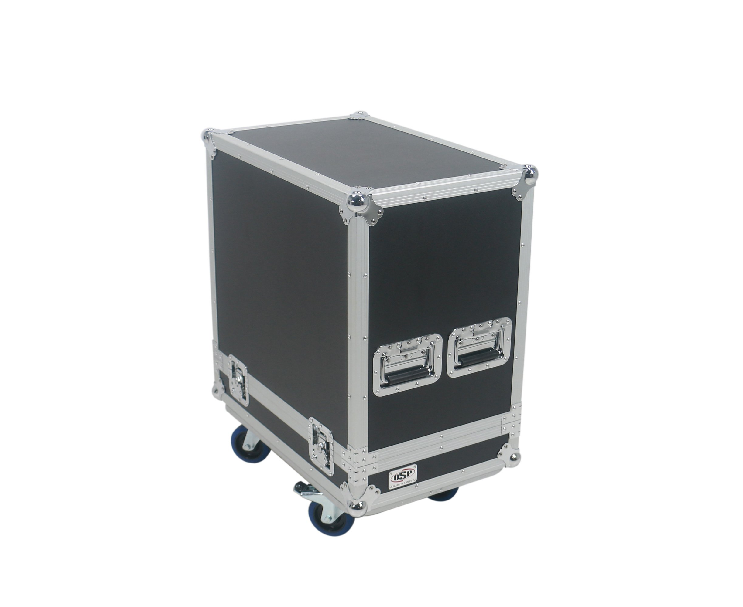 OSP Cases | ATA Road Case | Amplifier Case for Fender Hot Rod Deville 410 | ATA-HR-DEV-410
