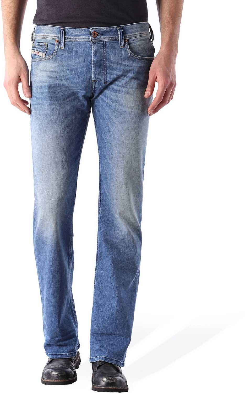 Diesel Men's Zatiny Trousers 0850W Denim Jeans 30 X 32