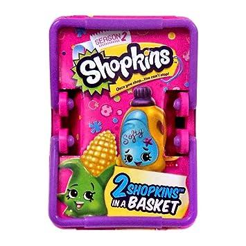 Amazon Com Shopkins Season 2 Two In A Basket Toys Games