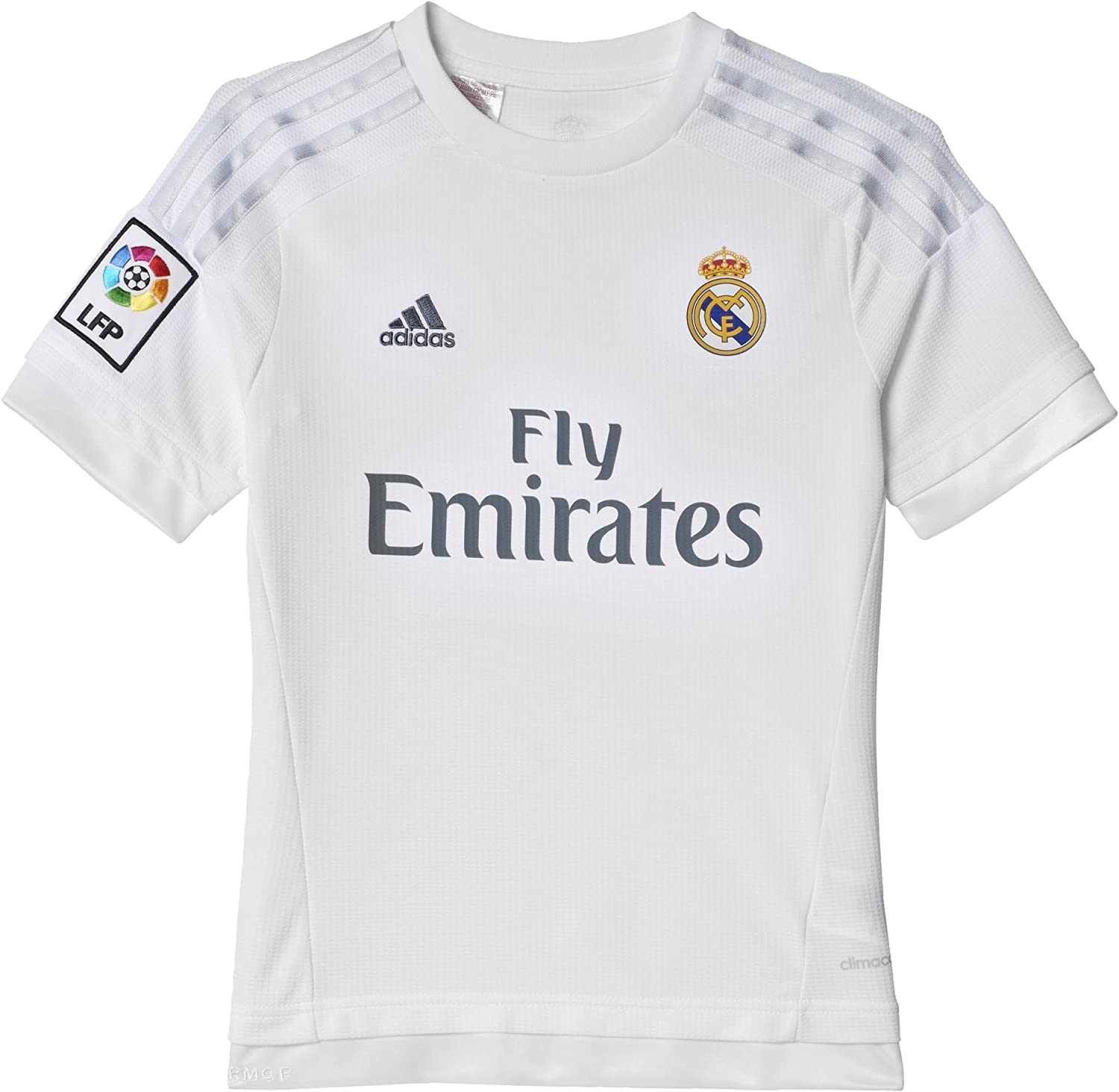 adidas Real Madrid Kids (Boys Youth) Home Jersey 2015-2016-13-14 Years