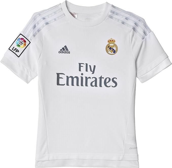 adidas Langarm Heimtrikot Real Madrid Replica Camiseta Primera ...