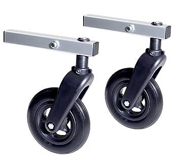 Burley - Juego de ruedas para remolque infantil DLite-Solo-Encore