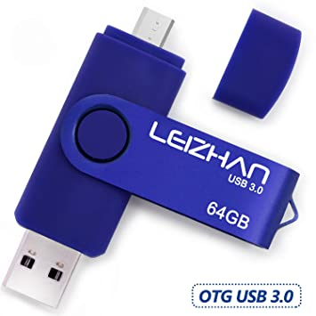 Amazon.com: Leizhan - Memoria USB 2.0 para Samsung Galaxy ...