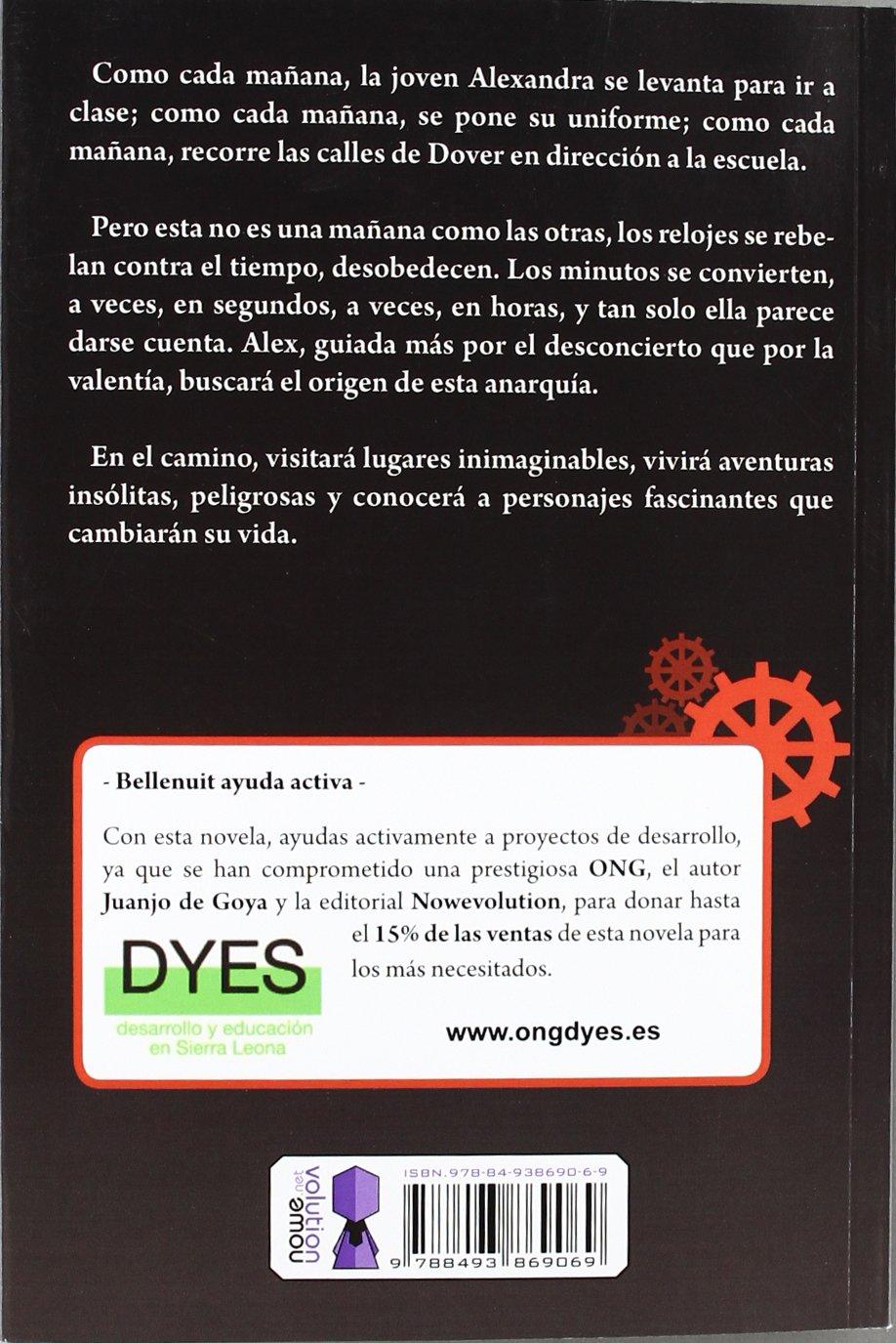 CORAZON DEL TIEMPO BELLENUIT 1, EL: JUANJO DE GOYA: 9788493869069: Amazon.com: Books