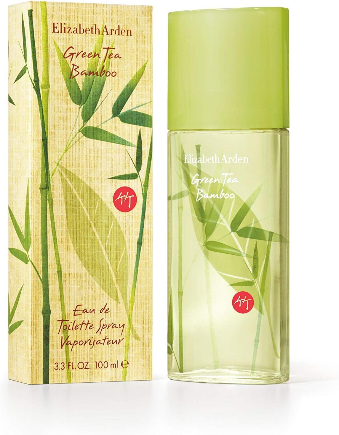 Elizabeth Arden Green Tea Bamboo Eau De Toilette 100 Ml 1 Unidad 100 g