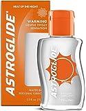 Astroglide Warming Personal Lubricant & Vaginal Moisturizer, 74 milliliters